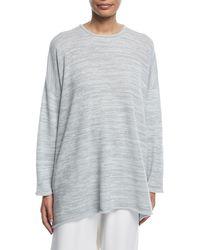 Eskandar - Knit Roll-edge Cashmere Sweater - Lyst