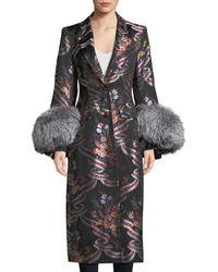 b99ae686472 Women's Cinq À Sept Coats Online Sale - Lyst