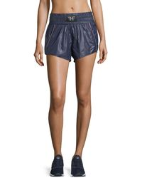 Heroine Sport - Sport High-rise Performance Shorts - Lyst