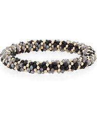Meredith Frederick - Sue 14k Gold & Labradorite Bracelet - Lyst