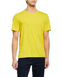 Vince - Men's Crewneck T-shirt - Lyst