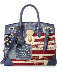 Pink Pony - American Flag Ricky Bag - Lyst