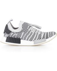 Lyst - Adidas Originals Nmd R1 Pk in White for Men c8d6a502e