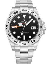 Rolex - Explorer Ii Steel - Lyst