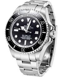 Rolex - Sea-dweller Deepsea Steel - Lyst