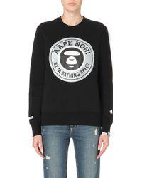 Aape - Branded-print Sweatshirt - Lyst