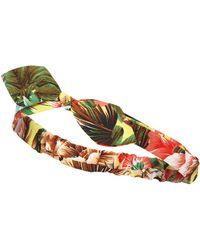 Topshop Womens Tropical Headband - Multi - Lyst