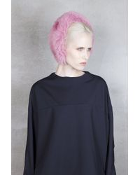 Onar - Magda Begonia Pink Toscana Shearling Earmuffs - Lyst