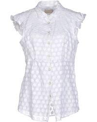 Roberta Scarpa - Shirt - Lyst