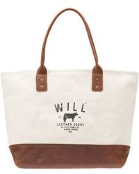 Will Leather Goods - 'will' Utility Tote - Lyst