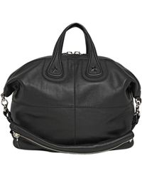 Givenchy Stars Embossed Leather Nightingale Bag - Lyst