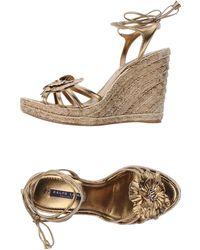 Ralph Lauren Collection | Espadrilles | Lyst