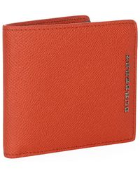 Burberry London London Leather Folding Wallet - Lyst