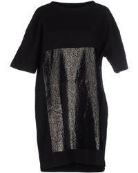 Comeforbreakfast - Short Dress - Lyst