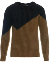 Esk - Heavyweight Wool-Blend Sweater - Lyst