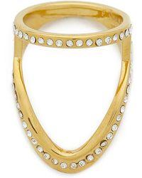 Vita Fede Esposti Ring - Gold - Lyst