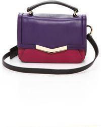 Time's Arrow - Micro Helene Bag - Ultra Purple Multi - Lyst
