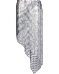 Paco Rabanne Knee Length Skirt - Lyst
