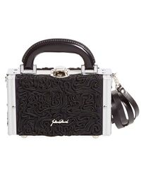Julien David - Embroidered Bag - Lyst
