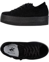 Beverly Hills Polo Club Low-Tops & Trainers black - Lyst
