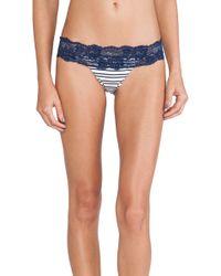 Beach Bunny First Mate Bikini Bottoms - Lyst