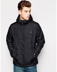 Bench Hooded Jacket - Lyst