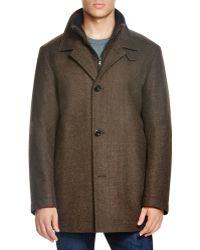 BOSS | Hugo Coxtan Coat | Lyst