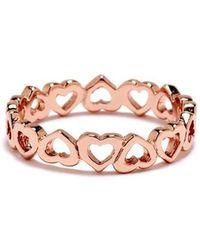 Bing Bang - Eternity Heart Ring - Lyst