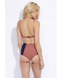 Verónika Pagán - Costa Reversible Bikini Bottom - Lyst