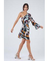 Maaji - Walk On The Beach Dress - Leaf Print - Lyst