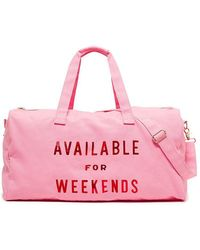 Ban.do - Available For Weekends Getaway Duffle - Lyst