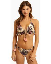 98960d758db005 Mikoh Swimwear Nori Bottom In Safari - Lyst