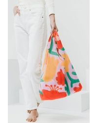 BAGGU - Pop Flower Market Bag - Print - Lyst