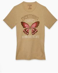 TOP KNOT GOODS - Everything Changes Tee - Lyst