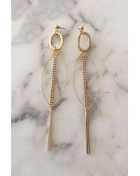 Vanessa Mooney - The Nissa Earrings - Gold - Lyst