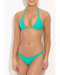 Ellejay - Rio Braided Multi-strap Bikini Top - Bali - Lyst