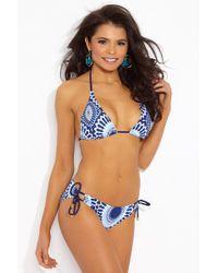 Helen Jon - String Bikini Top - Lyst