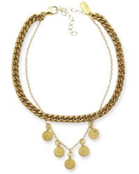 Electric Picks - Empire Anklet - Lyst