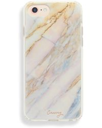 Casery - Shatter Marble Iphone 6/7/8 - Lyst