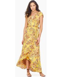 Tigerlily - Manipura Maxi Dress - Sunflower - Lyst