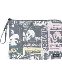 Billabong - Women's Iggy Pop Canvas Pouch - Lyst