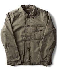 Billabong Barlow Military Jacket - Blue