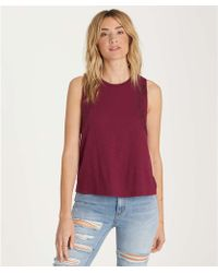 Billabong - She Sings Top - Lyst