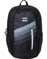 Lyst - Billabong All Day Multicam Backpack in Black for Men f8071d4f883