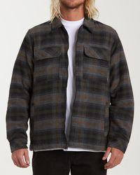 Billabong Barlow Zip Jacket - Black