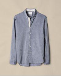 Billy Reid - Irvine Shirt - Lyst
