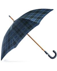 Black.co.uk - Black Watch Tartan Luxury Umbrella - Lyst