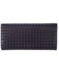 Black.co.uk - Black Lacquer Deerskin Wallet - Lyst