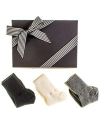 Black.co.uk - Women's Cashmere Socks Gift Set - Lyst