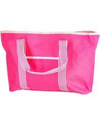 Black.co.uk   Hot Pink Beach Bag   Lyst